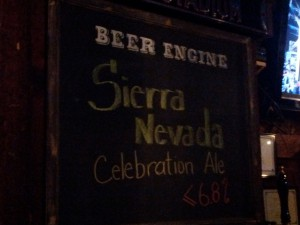 Sierra Nevada Celebration Ale Cask