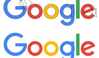 The new Google logo and file sizes